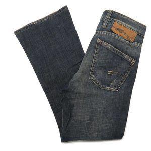 Neil Barrett Boot Jeans Mens 30 x 28 Button Fly